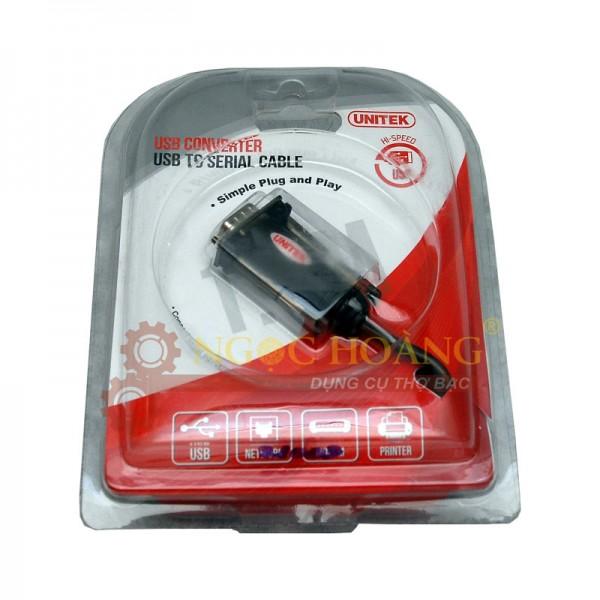 Cáp chuyển đổi USB ra COM